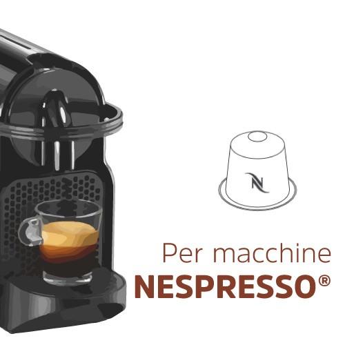 Capsule compatibili con macchine nespresso