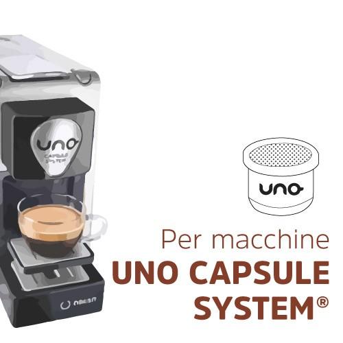 Capsule compatibili con macchine uno capsule system