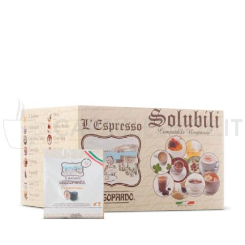 Cappuccino in capsule compatibili Nespresso di Gattopardo Toda