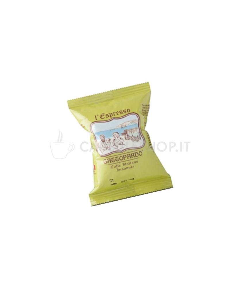 Insonnia caffè in capsule compatibili Nespresso di Gattopardo Toda