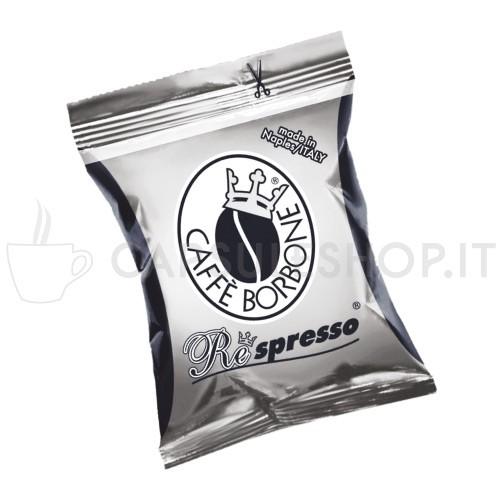 capsule compatibili respresso borbone miscela nera