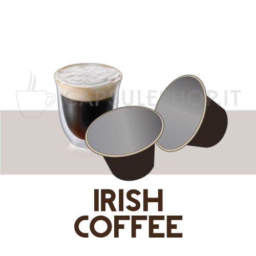 Passione 88 capsule compatibili nespresso irish coffee