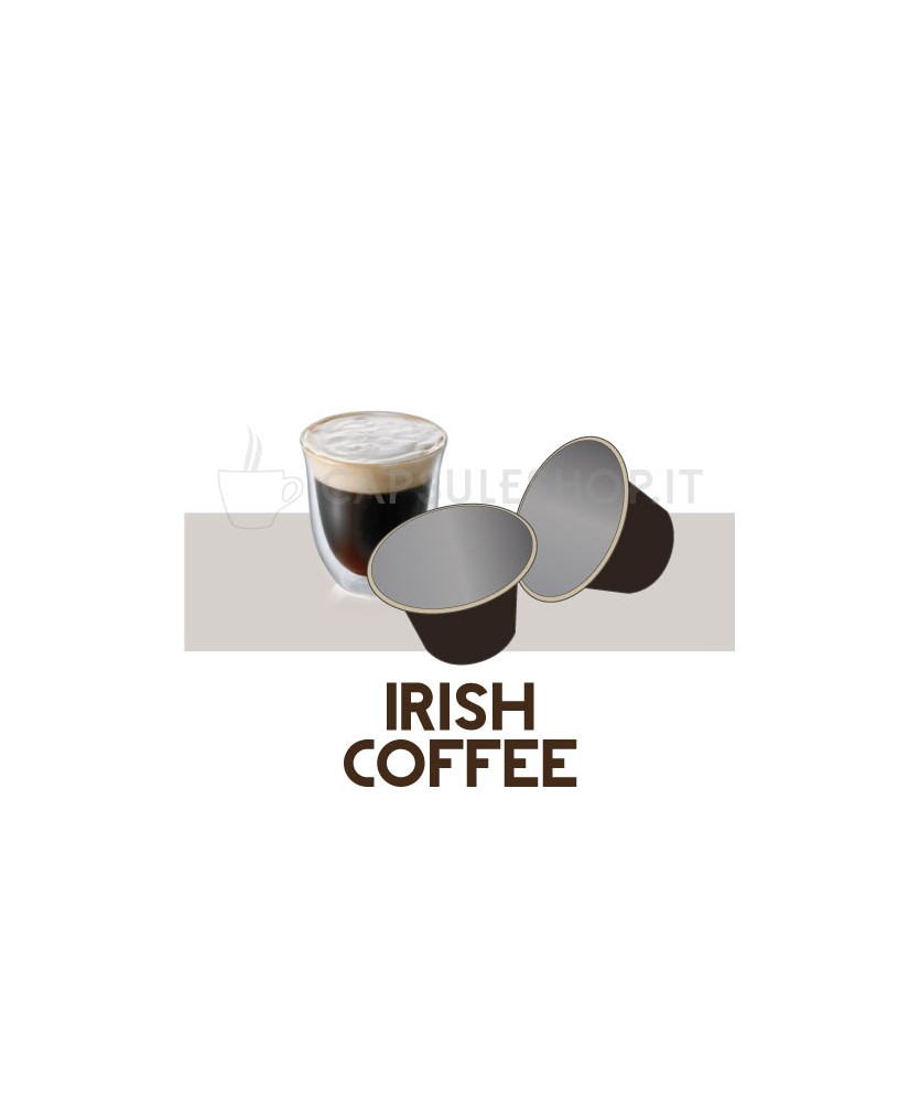 Passione 88 capsule compatibili nespresso irish coffee