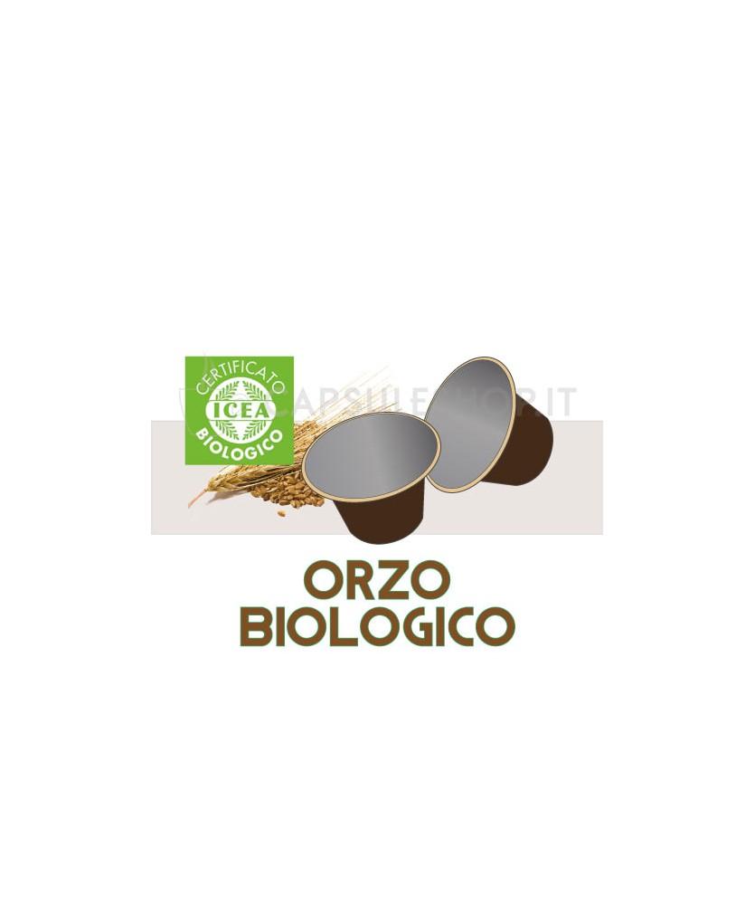 Passione 88 capsule compatibili nespresso orzo biologico