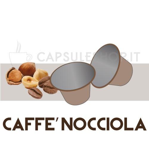 Passione 88 capsule compatibili nespresso caffè alla nocciola