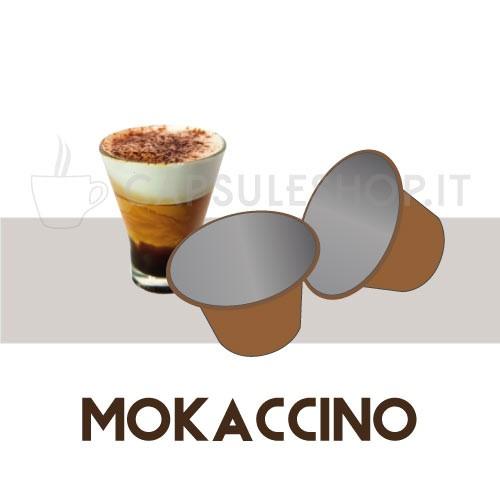 Passione 88 capsule compatibili nespresso mokaccino