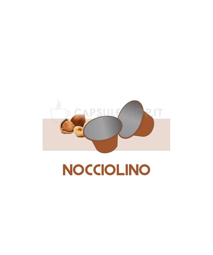 Passione 88 capsule compatibili nespresso nocciolino