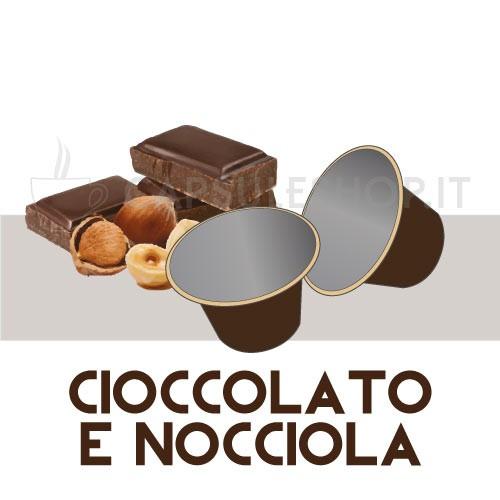 Chocolade met Hazelnoot