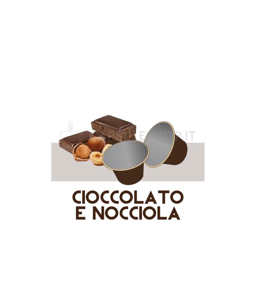 Passione 88 capsule compatibili nespresso cioccolato e nocciola