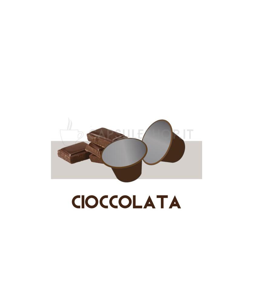 Passione 88 capsule compatibili nespresso cioccolata