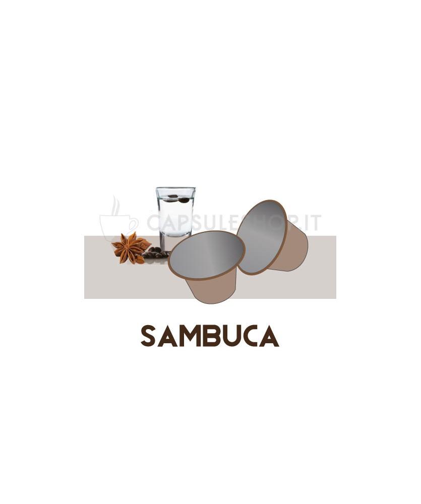 capsule compatibili nespresso caffe alla sambuca