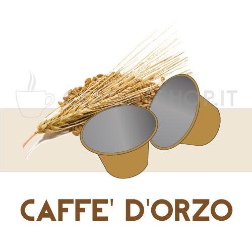 capsule compatibili nespresso passione 88 caffè d orzo