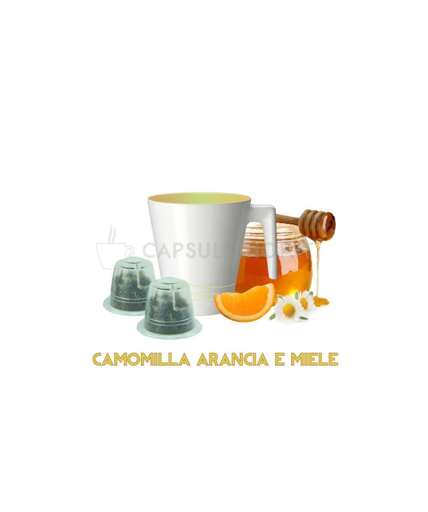 capsule compatibili nespresso passione 88 camomilla arancia e miele