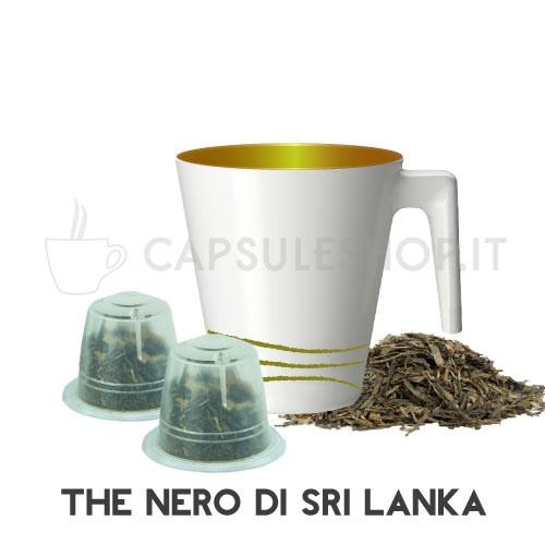 Thé noir de Sri Lanka