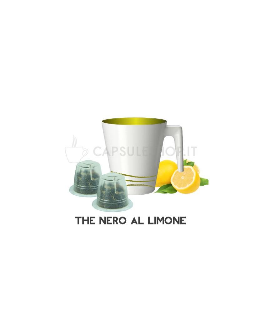 capsule compatibili nespresso passione 88 the nero limone