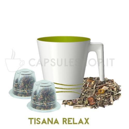 capsule compatibili nespresso passione 88 tisana relax