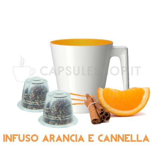 capsule compatibili nespresso passione 88 arancia e cannella