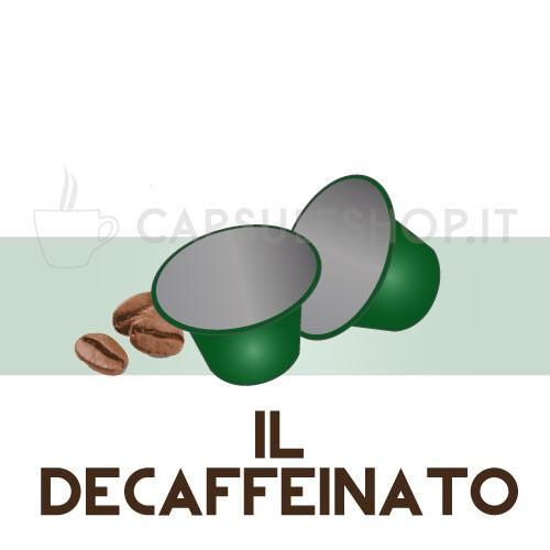 capsule compatibili nespresso passione 88 il decaffeinato
