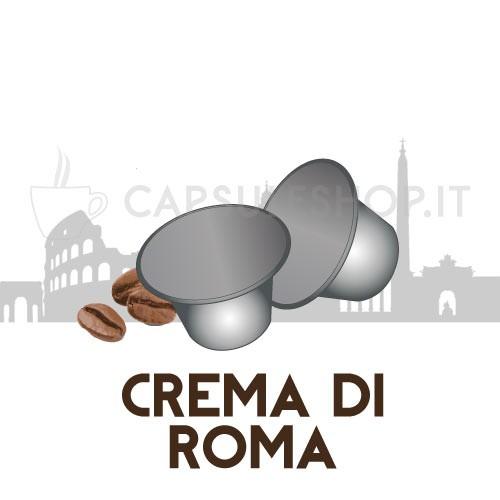 capsule compatibili nespresso passione 88 crema di roma