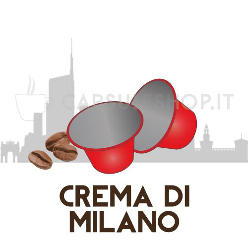 capsule compatibili nespresso passione 88 crema di milano