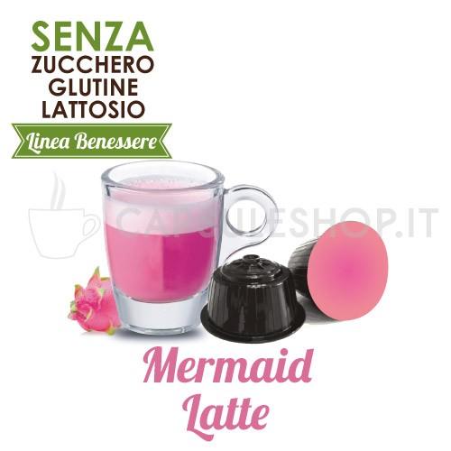capsule compatibili dolce gusto foodness linea benessere mermaid latte