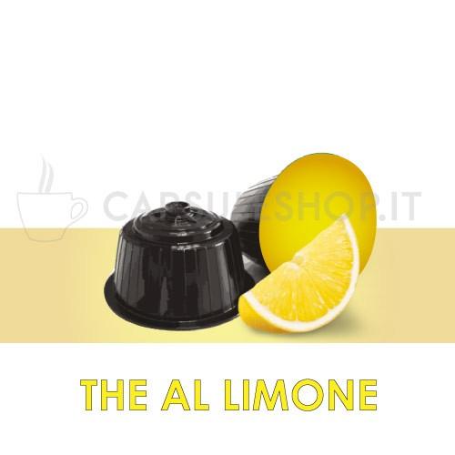 Dolce Gusto oplosbare citroenthee