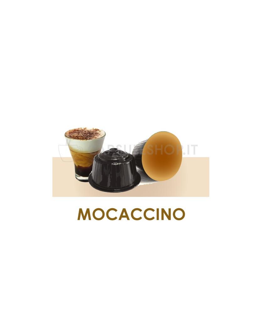 capsules compatibles dolce gusto mocaccino