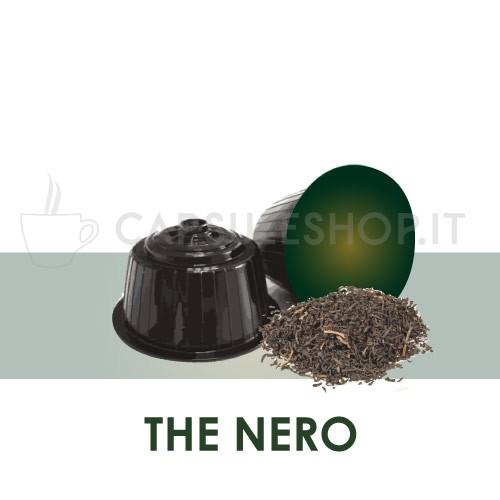 Capsules compatibles Dolce Gusto. thé noir