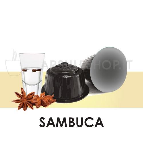 capsule compatibili dolce gusto passione 88 caffe alla sambuca