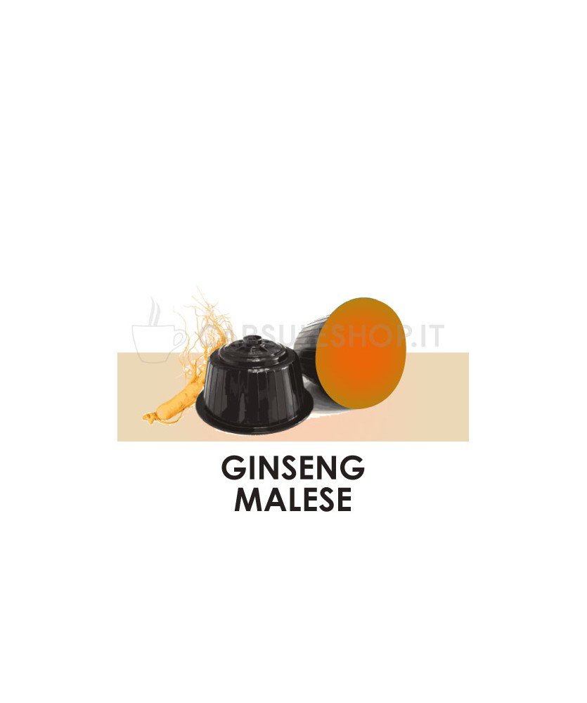 capsule compatibili dolce gusto passione 88 ginseng malese