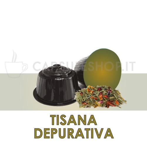 capsule compatibili dolce gusto passione 88 tisana depurativa
