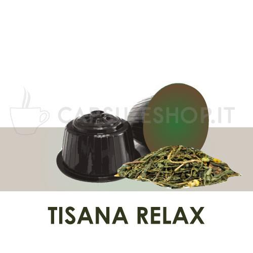 capsule compatibili dolce gusto passione 88 tisana relax