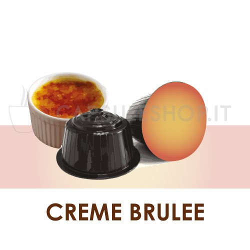 Dolce Gusto creme brulee compatibele capsules