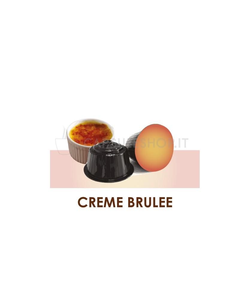 capsules compatibles Dolce Gusto crème brûlée