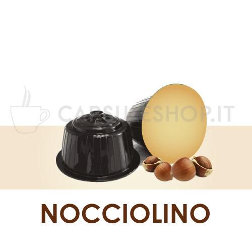 Hazelnut drink dolce gusto