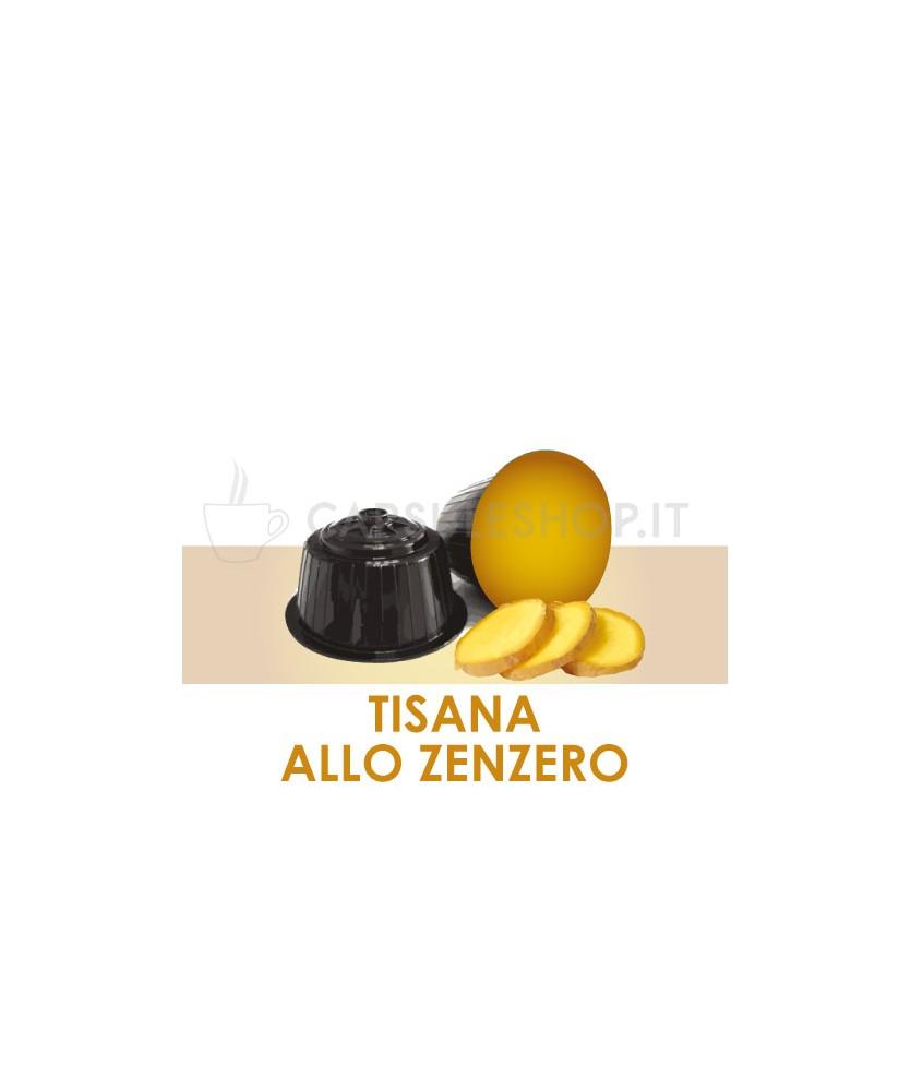 capsule compatibili dolce gusto passione 88 tisana allo zenzero