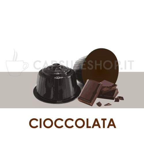 Dolce Gusto-chocolade compatibele capsules