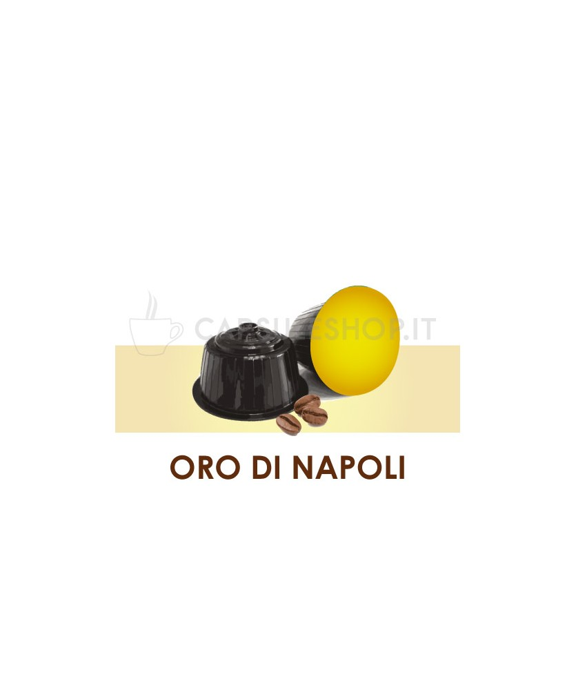 capsule compatibili dolce gusto passione 88 caffe oro di napoli