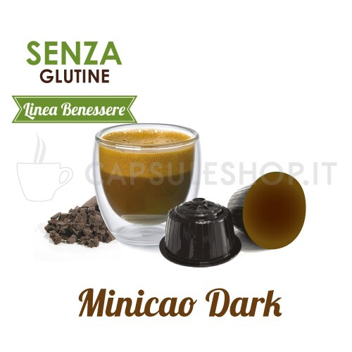 capsule compatibili dolce gusto passione 88 linea benessere minicao dark