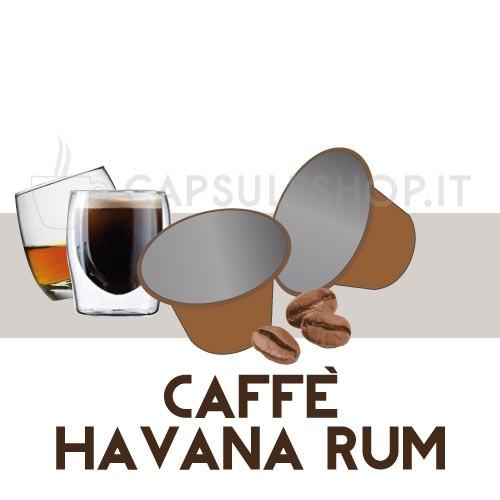 Café Havana Rhum nespresso
