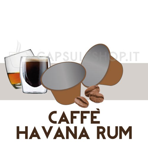 Koffee Havana Rhum nespresso