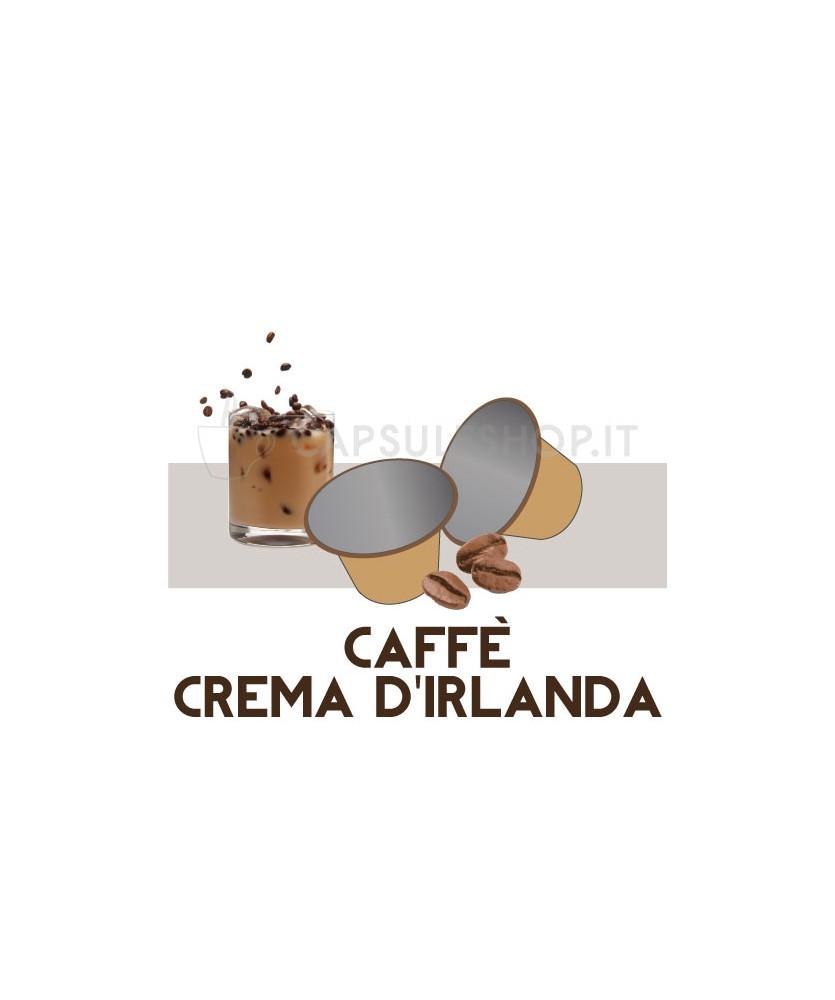 capsule compatibili nespresso caffe aromatizzato crema d'irlanda
