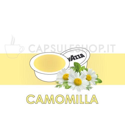capsule compatibili lavazza a modo mio passione 88 camomilla in fiori