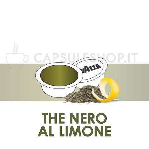 capsule compatibili lavazza a modo mio passione 88 the nero al limone