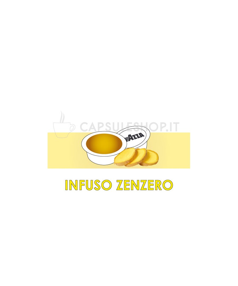 capsule compatibili lavazza a modo mio passione 88 infuso zenzero