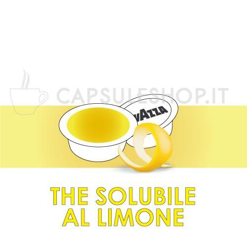 capsule compatibili lavazza a modo mio passione 88 the solubile al limone