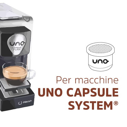 Capsule compatibili con macchine uno capsule system orzo