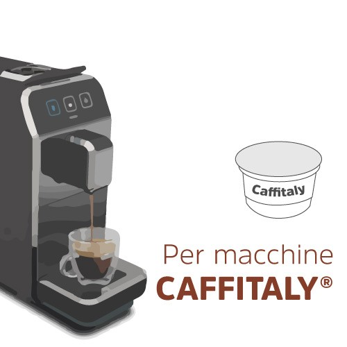 Compatible with caffitaly coffee machines