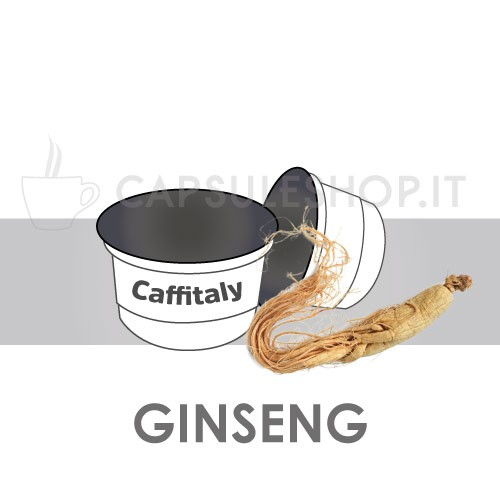 Lactose free ginseng caffitaly
