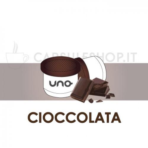 capsule compatibili Uno System cioccolata